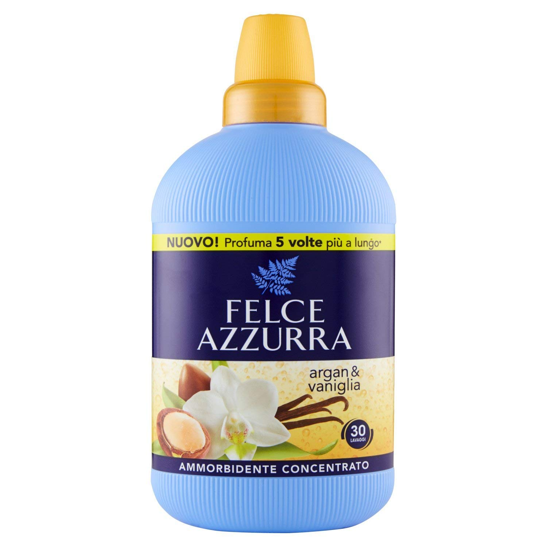 Ammorbidente concentrato Argan e Vaniglia Felce Azzurra Profumo Sensuale 750ml