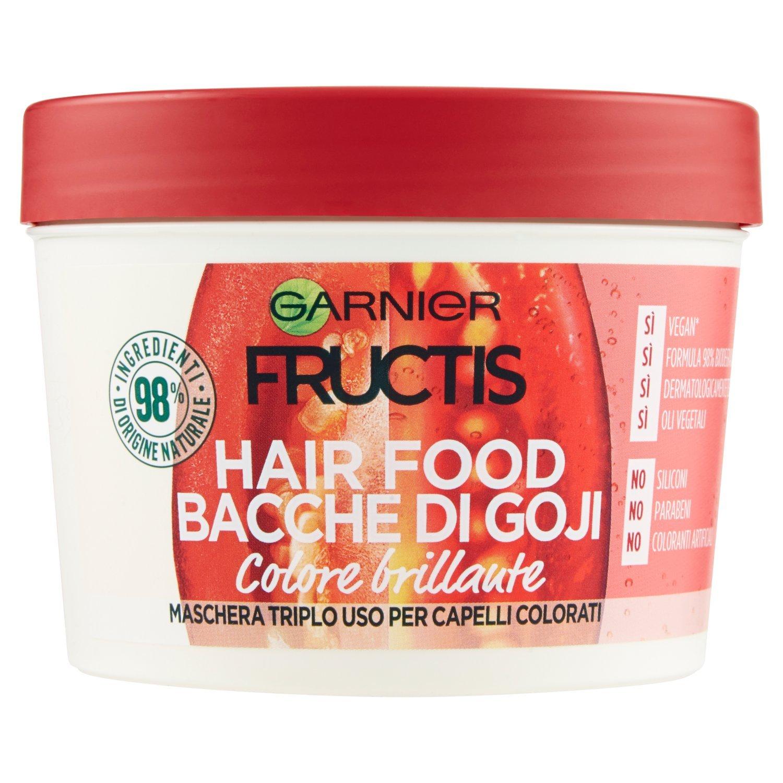 Bacche di Goji 3 in 1 Fructis HairFood Bacche di Goji 390ml