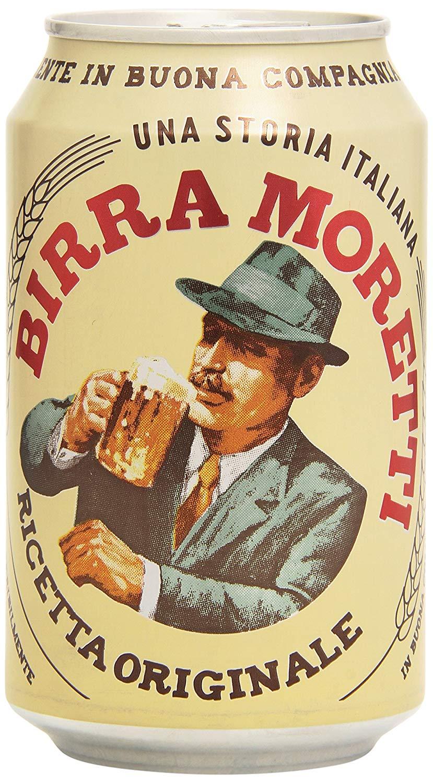 Birra Moretti Lattina 330cl