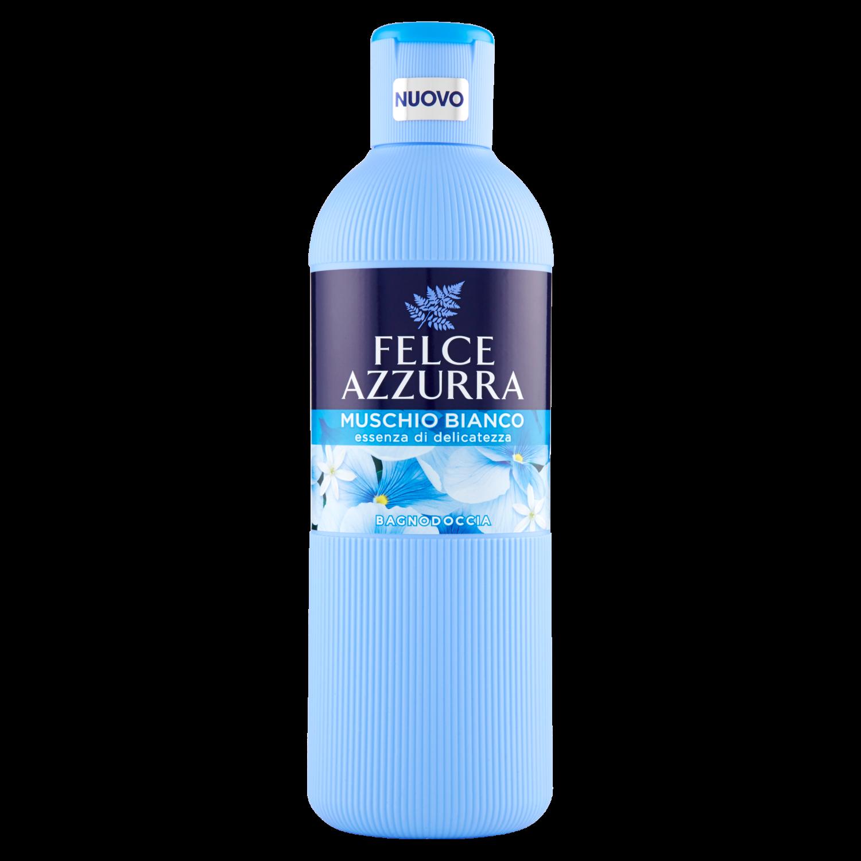 Bagnodoccia Felce Azzurra Muschio Bianco Essenza di Delicatezza 650ml