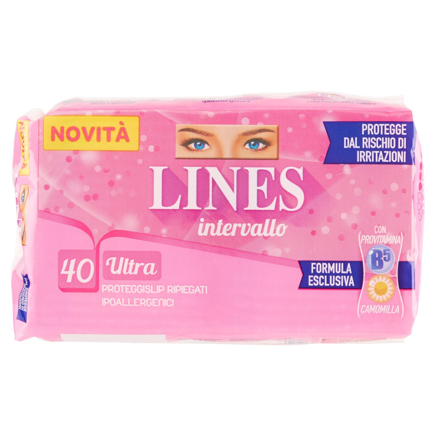 Lines intervallo fresh ultra 40pz