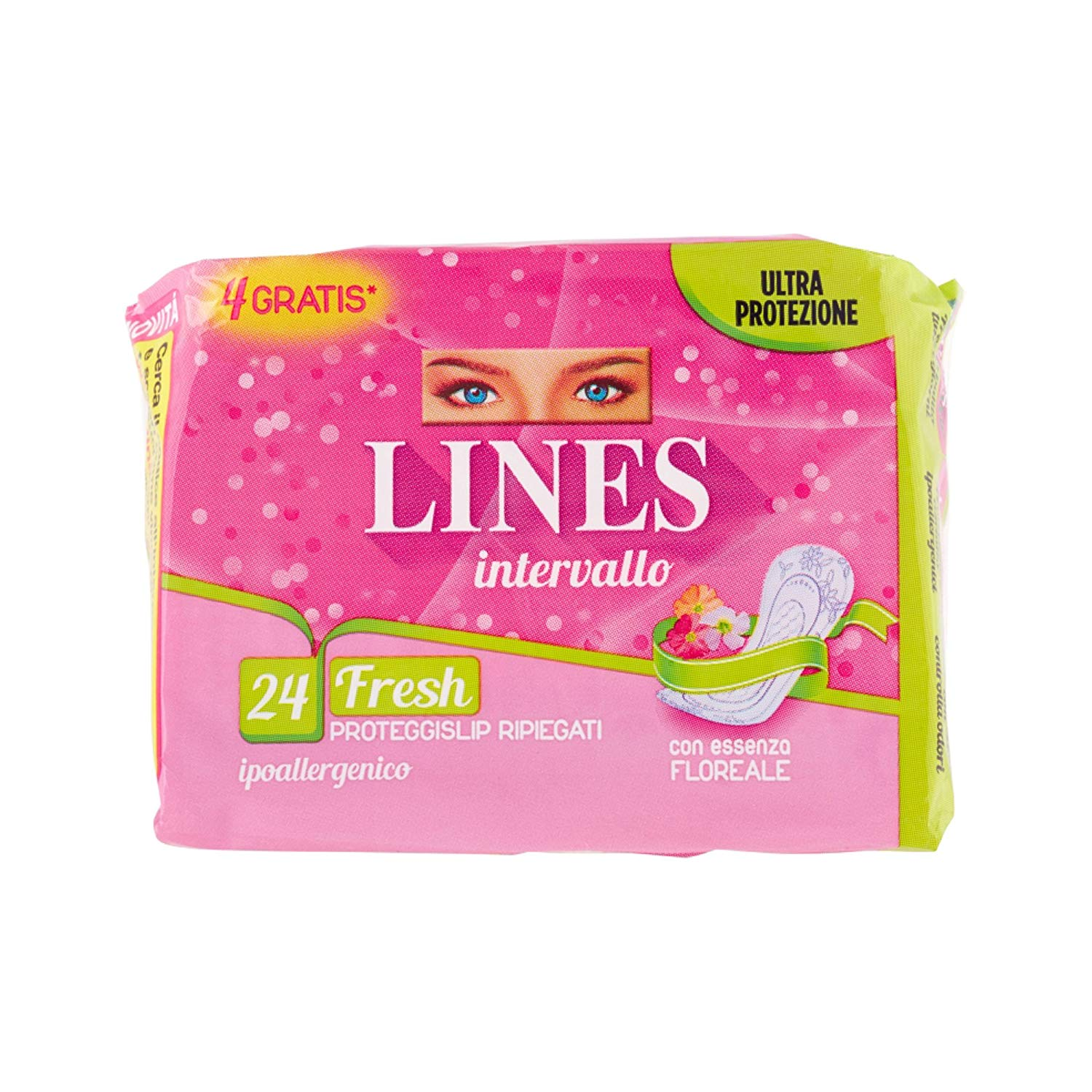 Lines intervallo fresh 24pz