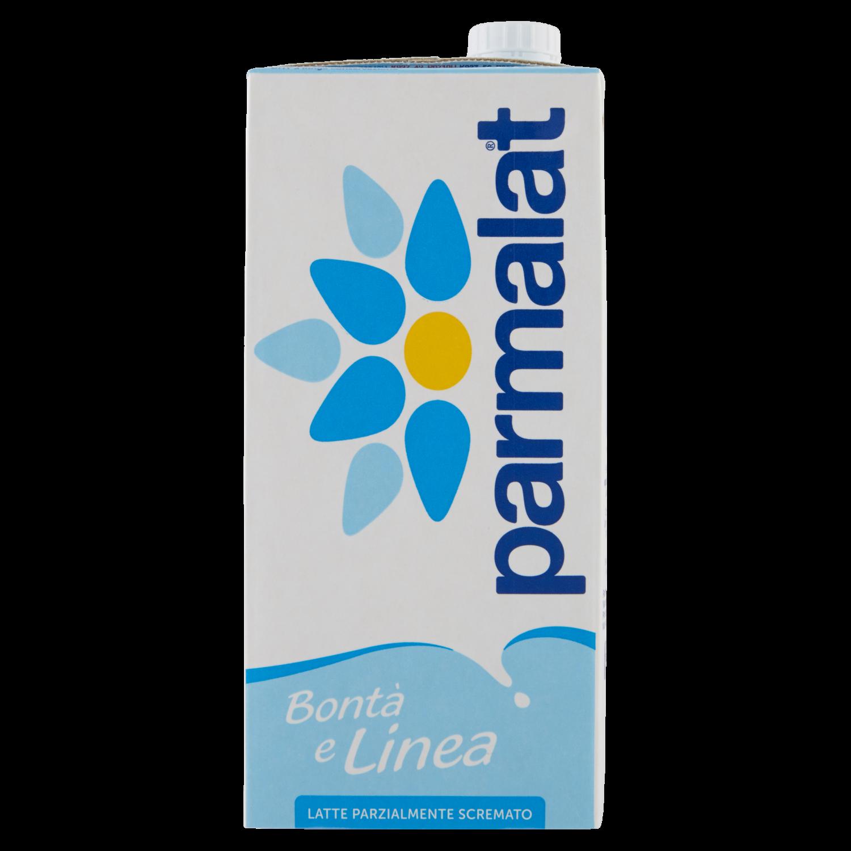 Latte Parmalat Bontà e Linea Latte Parzialmente Scremato 1000 ml