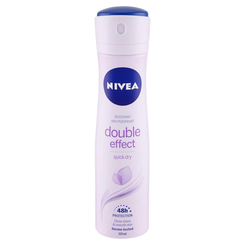 NIVEA Deodorante Spray Double Effect 150ml