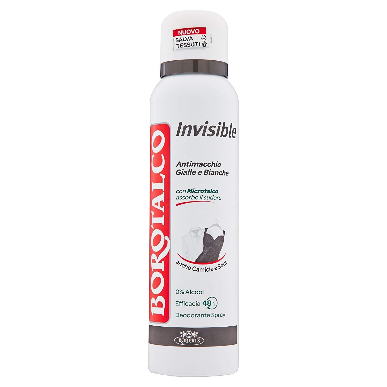 Borotalco Invisible spray 150ml