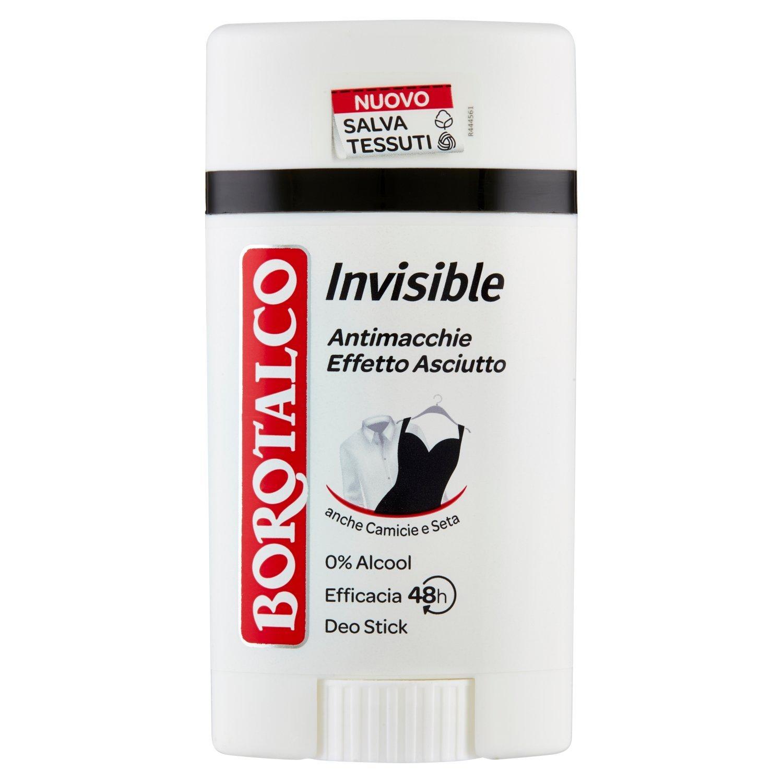Borotalco Invisible Stick 40ml