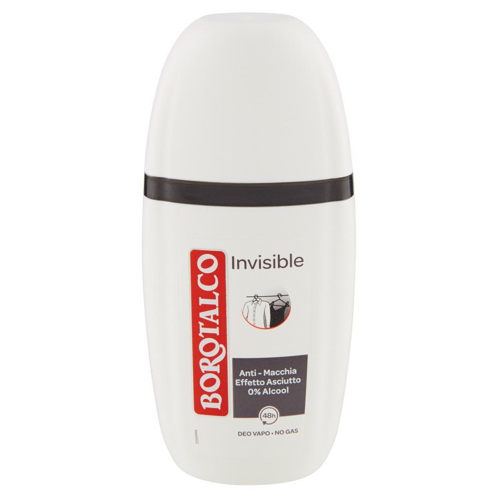 Borotalco Invisible Vapo 75ml