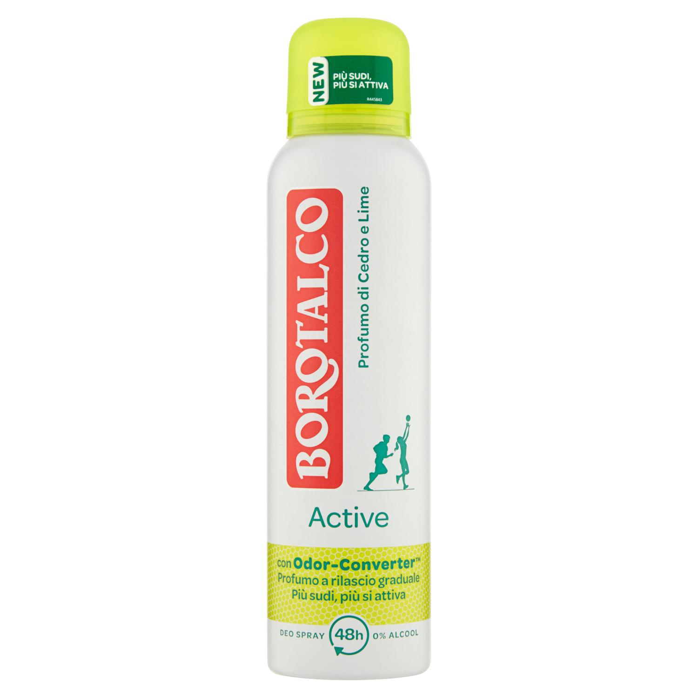 Borotalco Activ Spray Cedro 150ml