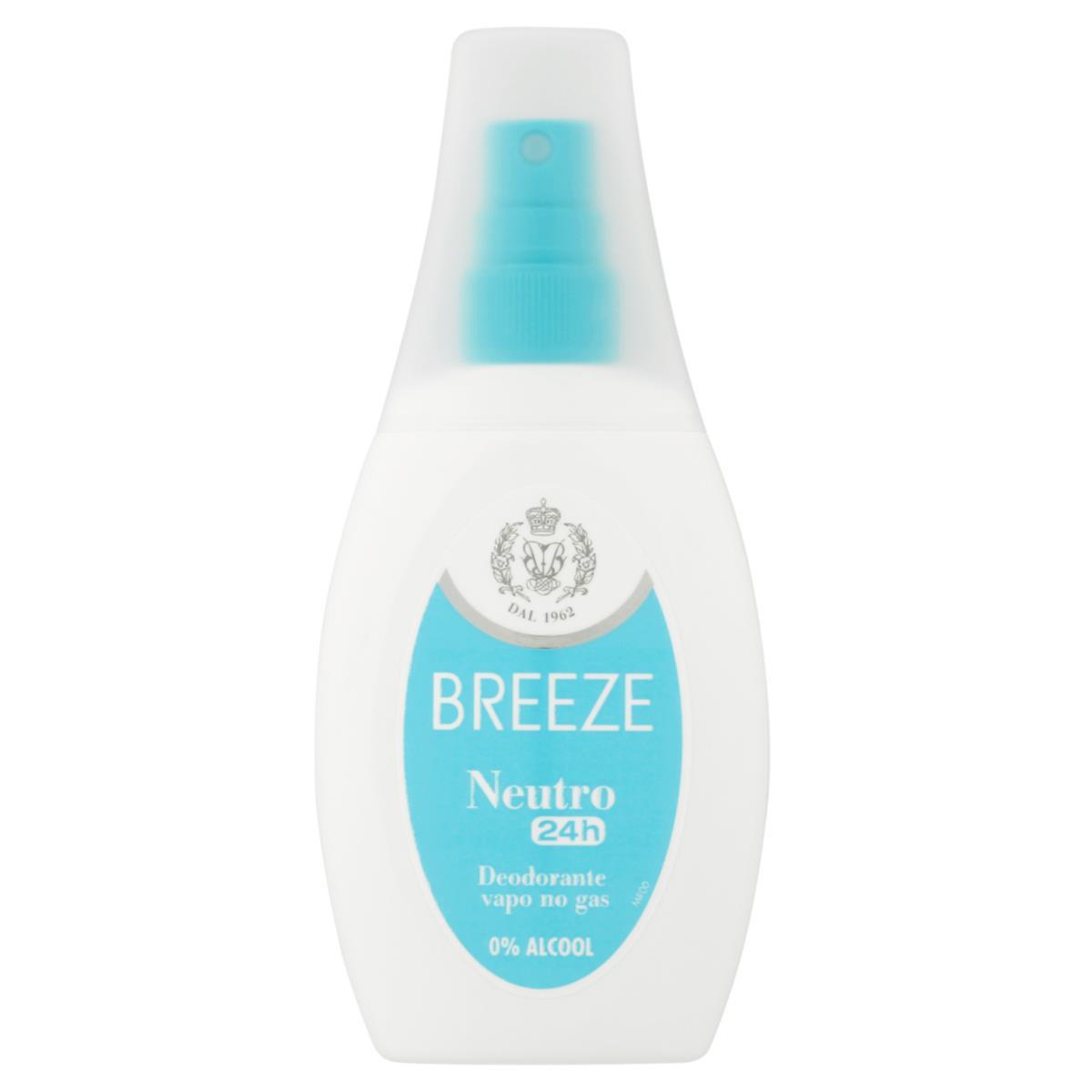 Deodorante Breeze Neutro Vapo 75ml