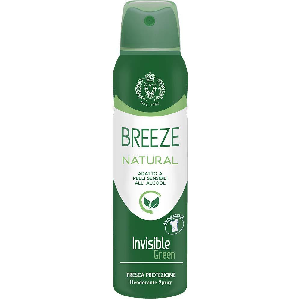 Deodorante Breeze Spray Natural 150 ml