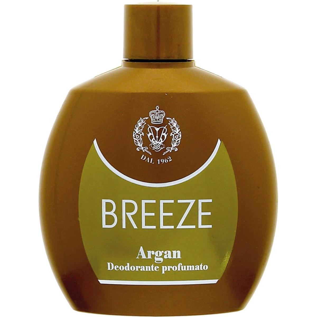Deodorante Breeze Argan ml 100