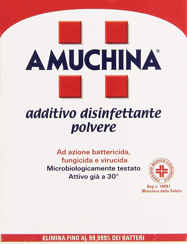 Amuchina – Additivo Disinfettante Polvere 500g