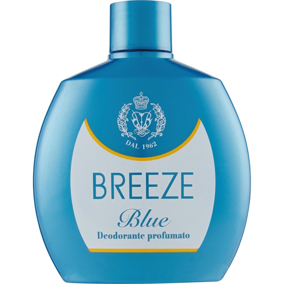 Breeze Blue Deodorante Profumato 100ml
