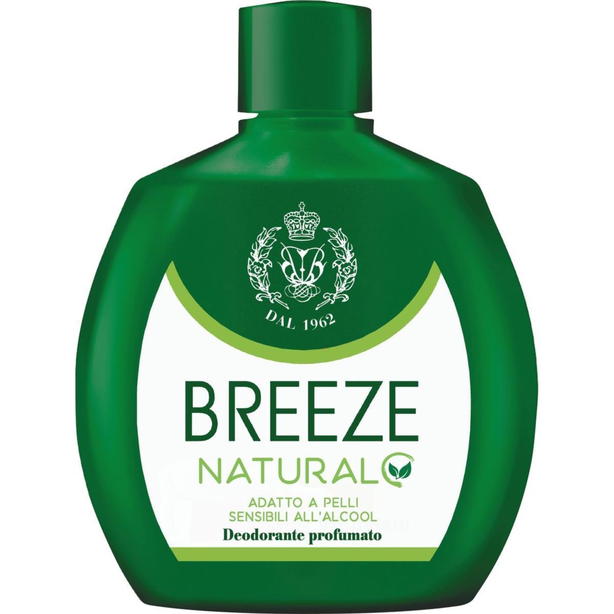 Breeze Natural essence Deodorante profumato 100 ml