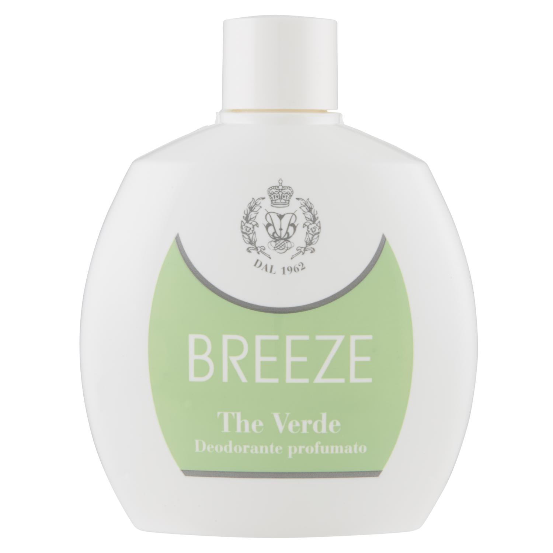 Breeze The Verde Deodorante profumato 100ml