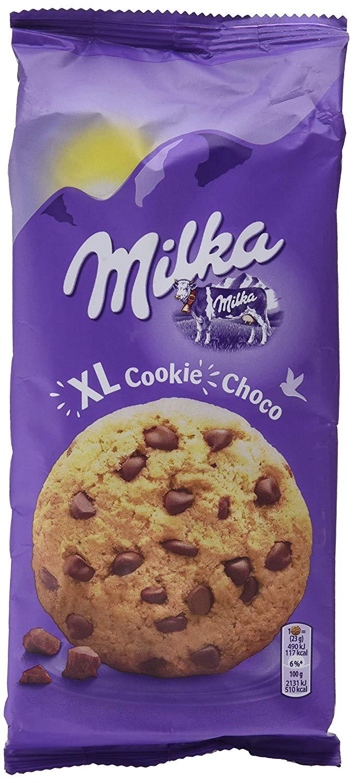 Milka Cookie Choco – 184 g