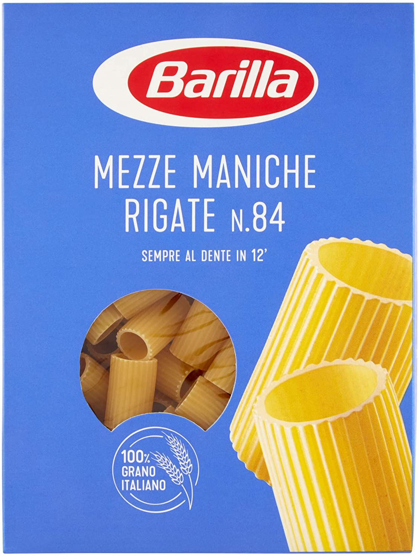 Mezze Maniche Rigate 500g