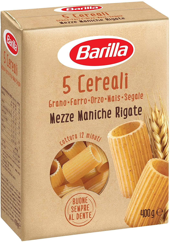 Mezze Maniche Rigate 5 Cereali 400g