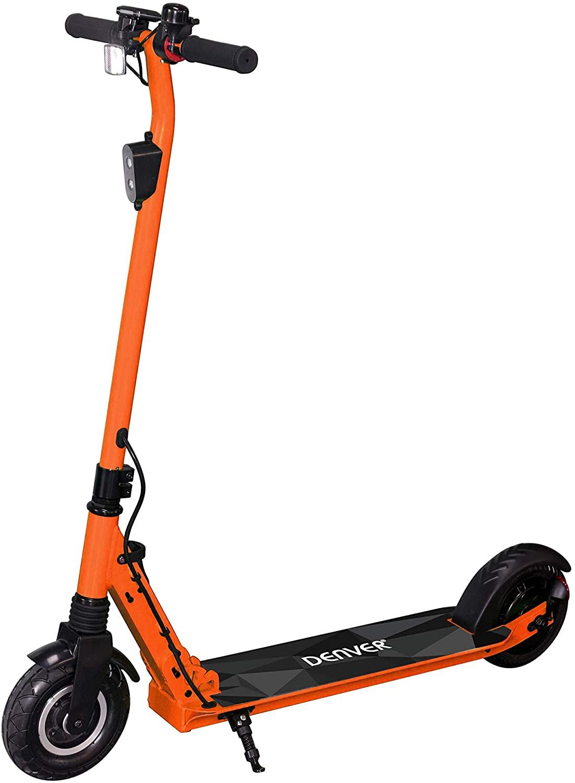 Denver SCO-80130, Monopattino Elettrico Arancione