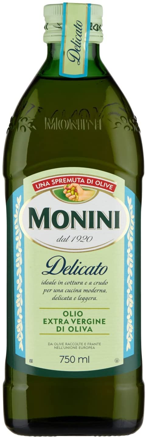 Olio Extravergine di oliva Delicato 750ml