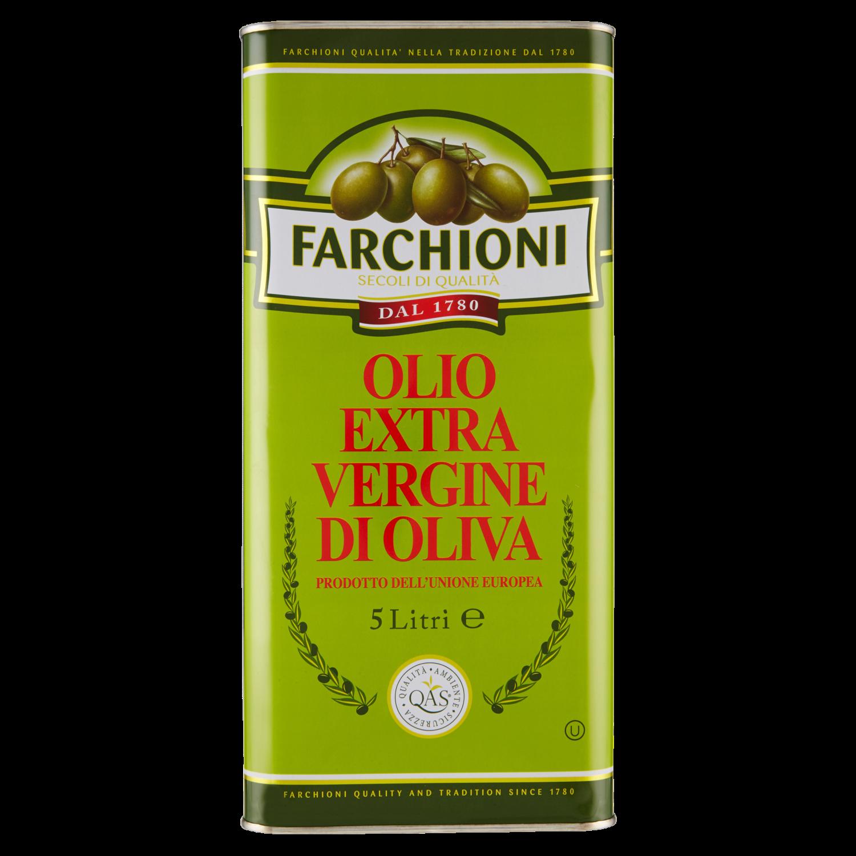 Olio Farchioni Extra Vergine di Oliva 5litri