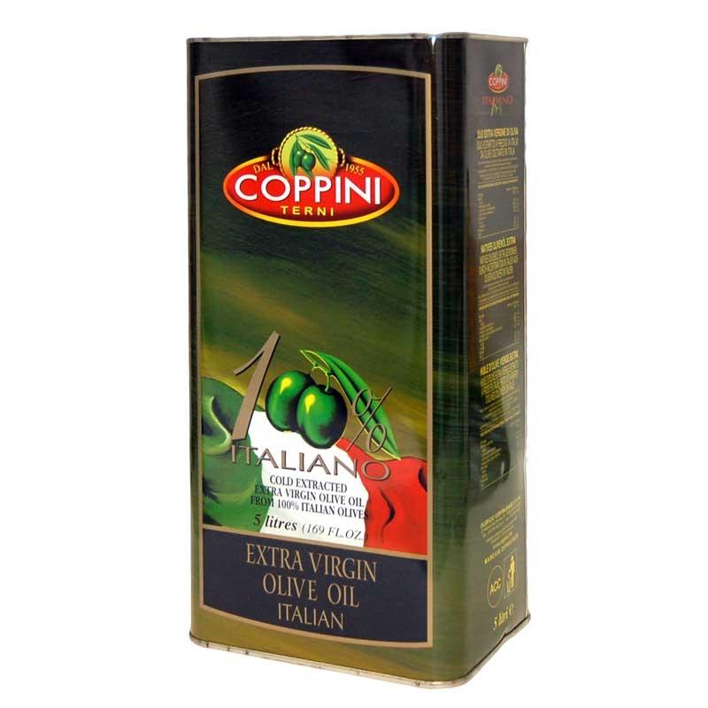 Olio Extra vergine di Oliva Coppini 5litri