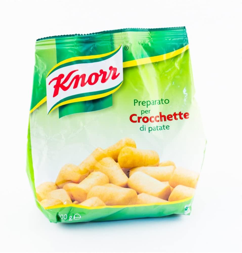 Preparato per crocchette di patate Knorr 900gr