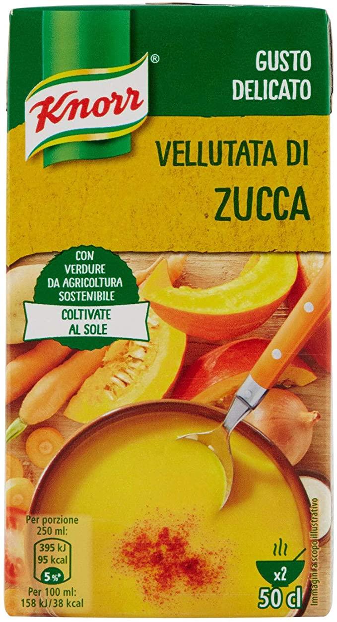 Vellutata di Zucca Knorr 500ml