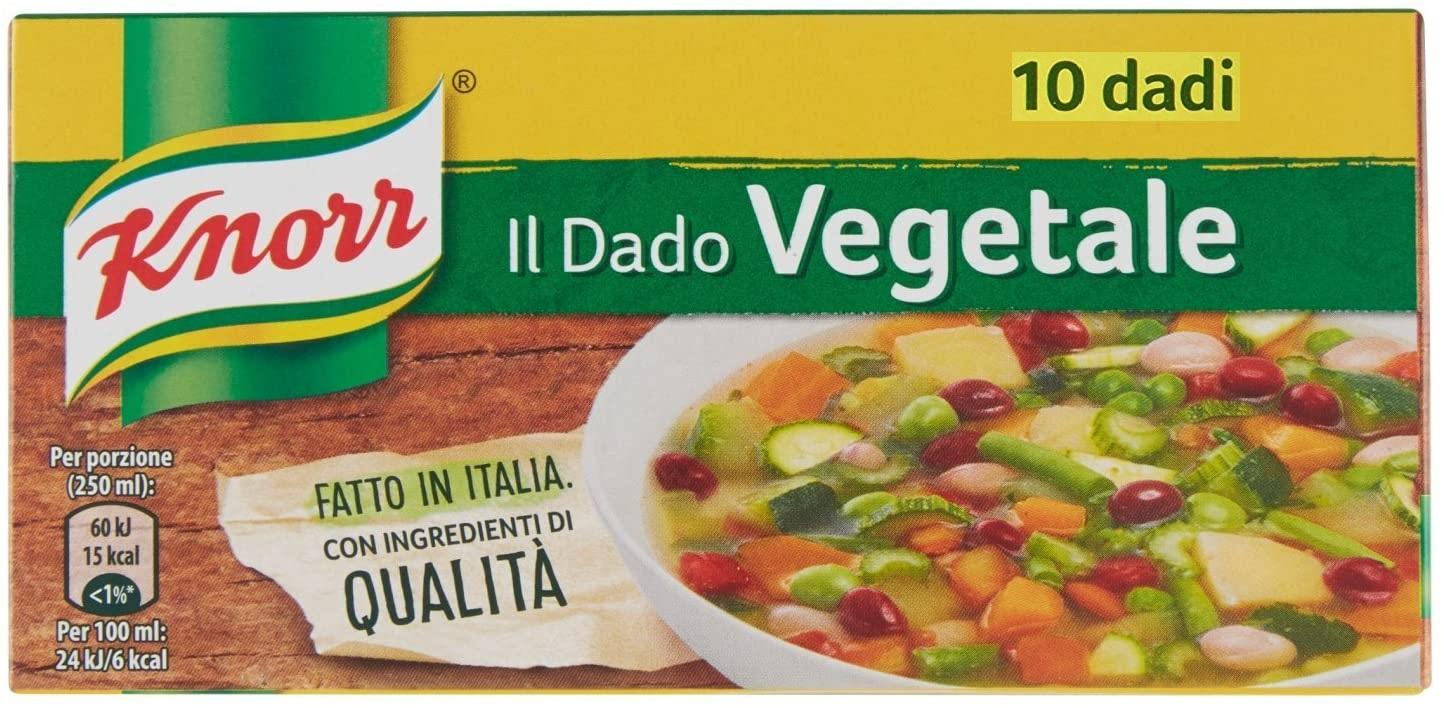 Dado Vegetale Knorr 10pz