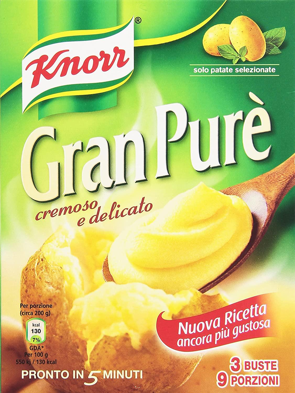 Gran Purè Knorr 225gr