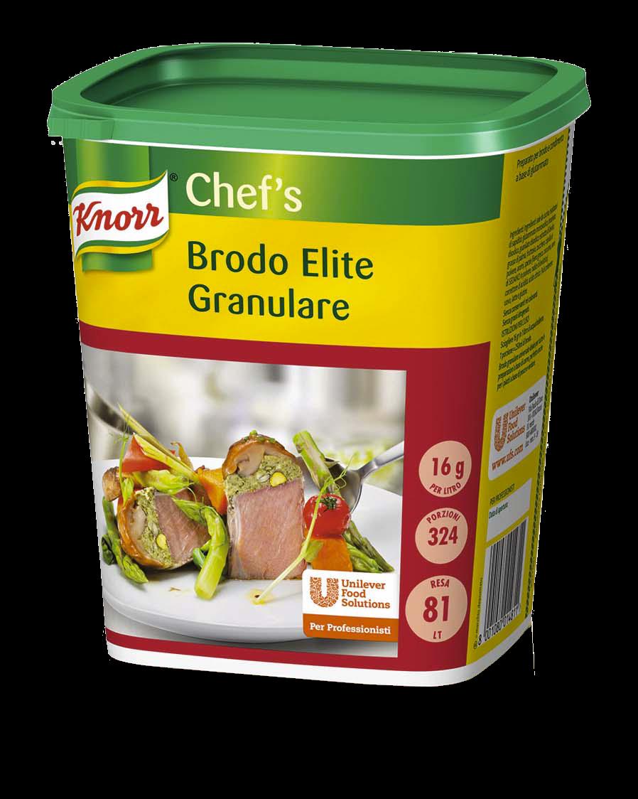 Brodo Elite Granulare Knorr 1kg