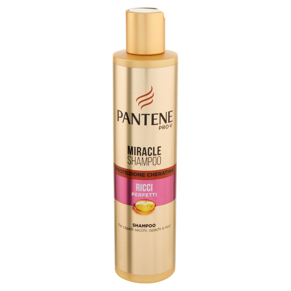 Pantene Miracle Shampoo Ricci 250ml